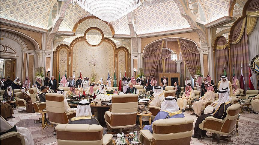 قائمة زعماء وممثلي الدول العربية والإسلامية المشاركين في قمة ترامب