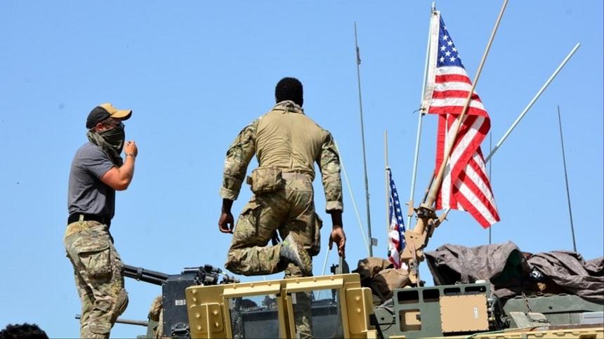 البيت الأبيض أبلغ الكونغرس بخطط إرسال 1500 جندي للشرق الأوسط