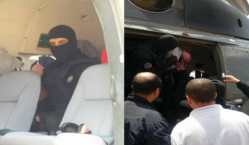 فيديو.. تفاصيل اعتقال الزفزافي ونقله بالهلكوبتير وكواليس التحقيق معه وسجنه في اتصال هاتفي