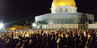 بيان الرابطة العالمية للاحتساب بشأن نصرة المسجد الأقصى وبيت المقدس