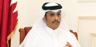 شاهد وزير خارجية قطر يكشف سر هجوم الإمارات على الدوحة