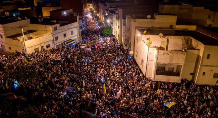 مسيرة بالرباط يوم الأحد 15 يوليوز 2018 من أجل المطالبة بإطلاق سراح المعتقلين