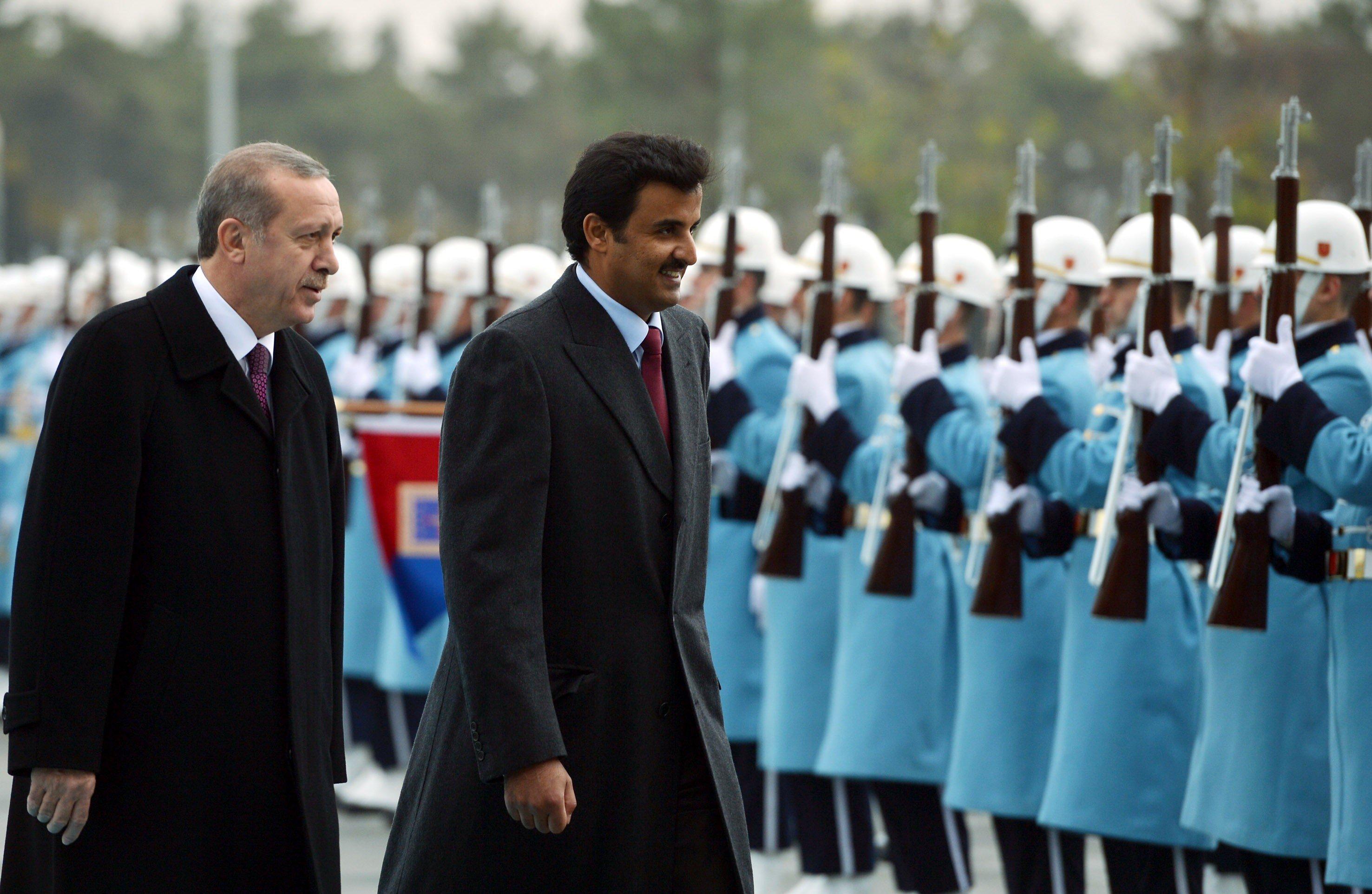 تركيا: قاعدتنا في قطر لدعم أمن المنطقة