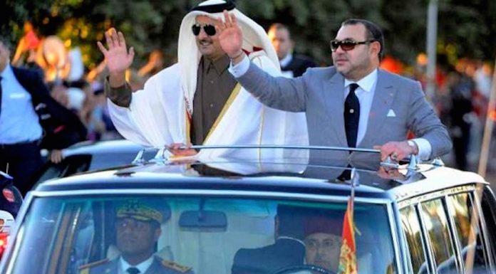 قطر تشكر المغرب على موقفه وتضامنه معها