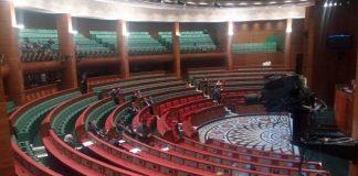 """مجلس المستشارين """"شبه فارغ"""" خلال جلسة مساءلة رئيس الحكومة"""