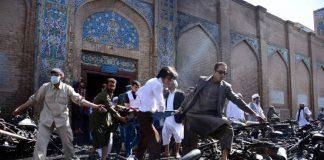 45 بين قتيل وجريح في هجوم استهدف مسجدا في خوست