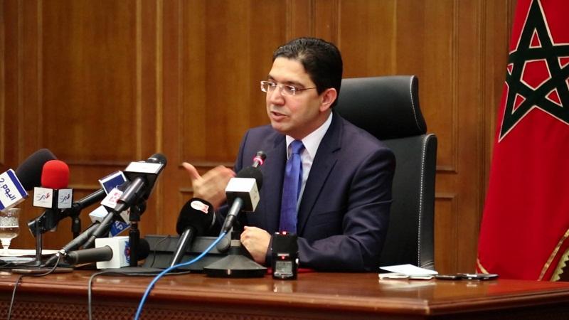 """بوريطة يؤكد أن ما تداولته وسائل الإعلام بخصوص تواجد سفيري المغرب في السعودية والإمارات بالمملكة """"غير مضبوط"""""""