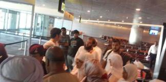 الدوحة.. معتمرون مغاربة علقوا لفترة بالمطار بسبب إغلاق الرحلات الجوية