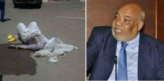 البرلماني عبد اللطيف الزعيم بإقليم الرحامنة يضرم النار في جسمه بإدارة المكتب الشريف للفوسفاط