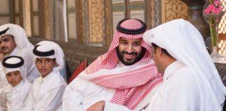 أمير قطر وأردوغان يهنئان الملك سلمان ونجله بالتعيين الجديد
