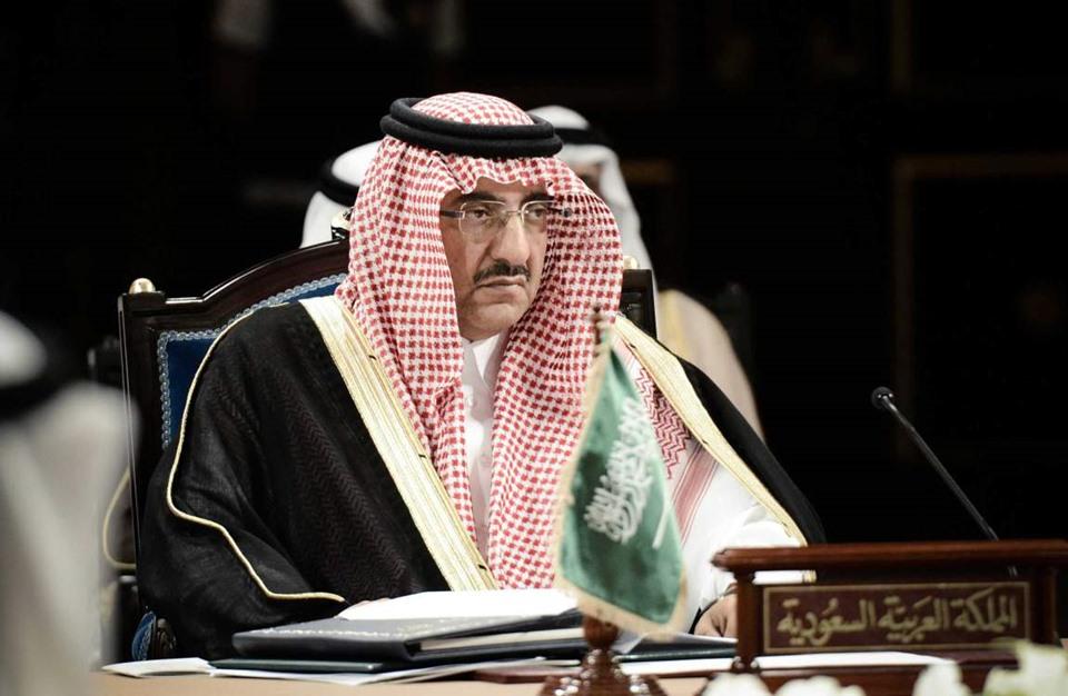 السعودية تجمد حسابات ولي العهد السابق ابن نايف وأفراد من أسرته