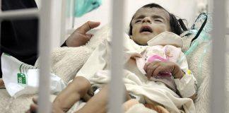الأمم المتحدة: ارتفاع وفيات الكوليرا في اليمن إلى 1500