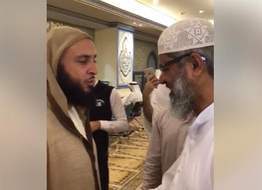 فيديو.. لقاء الشيخ سعيد الكملي مع الدكتور ذاكر نايك