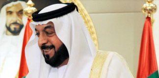 أول ظهور علني لرئيس الإمارات الشيخ خليفة بن زايد منذ ثلاث سنوات ونصف