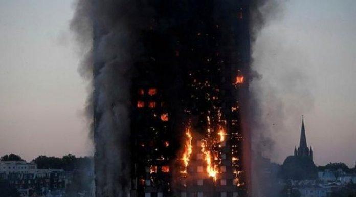 الشرطة البريطانية: 58 شخصا قتلوا على الأرجح في حريق برج لندن