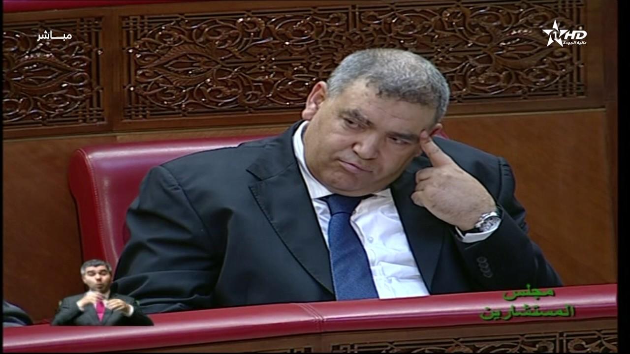 تدهور حالة وزير الداخلية لفتيت وإدخاله لقسم الإنعاش