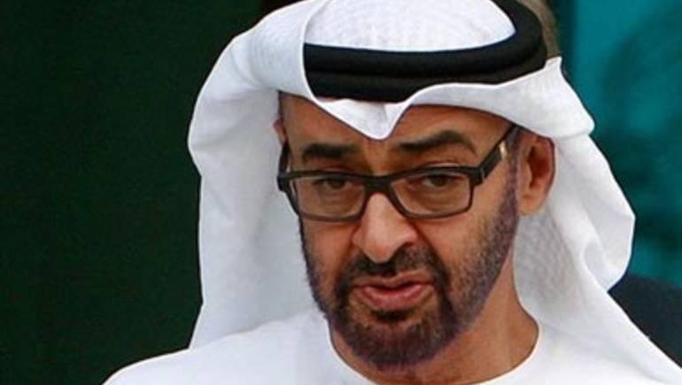 محمد بن زايد يبحث مع حفتر تعزيز العلاقات والتطورات بالمنطقة