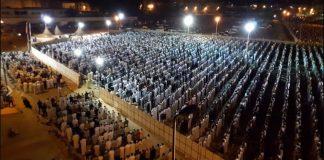 فيديوهات.. ليلة 27 من رمضان في مصلى التراويح حي الإنبعاث بمدينة سلا