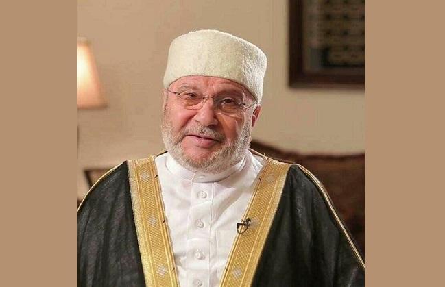 د. محمد راتب النابلسي بمسجد الأندلس بحي الرياض الرباط