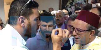 الناشط منير اليعقوبي لوزير العدل: هل أنتم حكومة أم عصابة؟