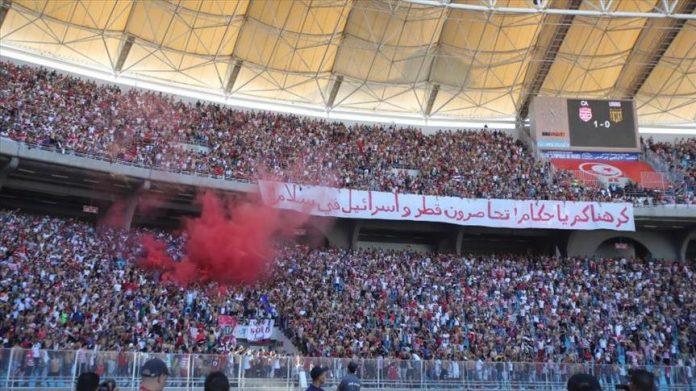 الإفراج عن مشجعين للنادي الإفريقي التونسي نددوا بحصار قطر