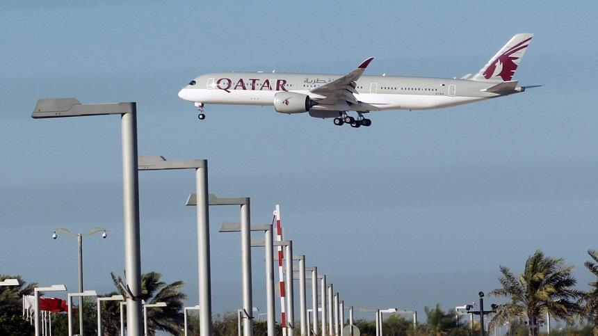 أول رحلة طيران مباشرة بين السعودية وقطر منذ الأزمة الخليجية