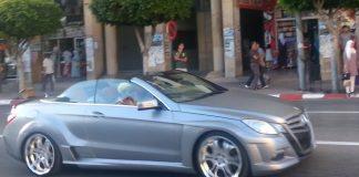 اعتقال سائق الطاكسي الذي قام باعتراض سيارة الملك بسلا