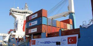 الحكومة الفلسطينية تشكر تركيا لإرسالها سفينة مساعدات إلى غزة
