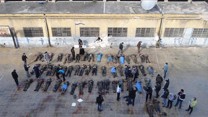 شبكة حقوقية: مقتل نحو 13 ألفا تحت التعذيب في سجون النظام السوري