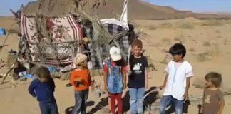 نداء من أطفال سوريين لا يزالون عالقين في الحدود بين المغرب والجزائر