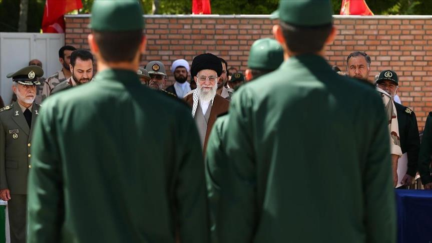 """سريان قرار إدراج الحرس الثوري الإيراني """"منظمة إرهابية"""""""