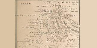 العمليات العسكرية في المنطقة الإسبانية بالمغرب