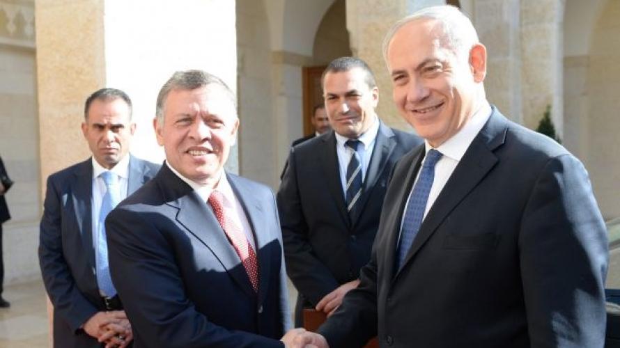 """الأردن تعيد فتح السفارة الصهيونية """"تدريجياً"""""""