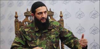 أنباء عن إصابة زعيم جبهة النصرة أبو محمد الجولاني في قصف روسي