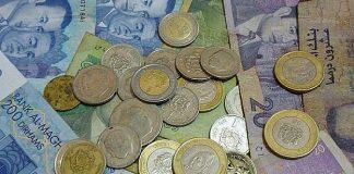بنك المغرب: سعر الدرهم ارتفع بـ0,13% مقابل الأورو