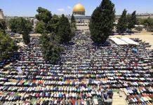 خطيب الأقصى: ردود الفعل الشعبية العربية والإسلامية والدولية صفعة لقرار ترامب