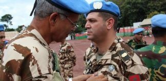 """المغرب شريك """"منخرط بقوة"""" و""""يحظى بالتقدير"""" في حفظ السلام"""