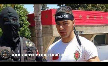 توقيف الشرطي الشهير هشام الملولي وهذه هي الأسباب