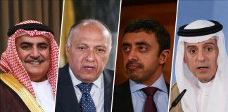 """الدول المقاطعة لقطر: إجراءاتنا مستمرة حتى تنفيذ مطالبنا """"كاملة"""""""