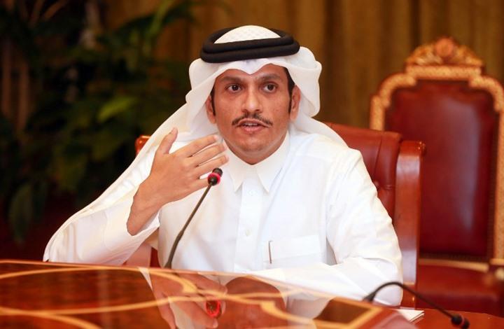وزير خارجية قطر: لا مؤشرات على انفراج الأزمة الخليجية حتى الآن