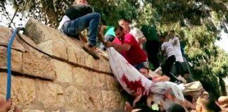 منعا لاحتجاز جثمانه من طرف الصهاينة.. هكذا أخرج جثمان الشهيد محمد حسن أبو غنام لتشييعه