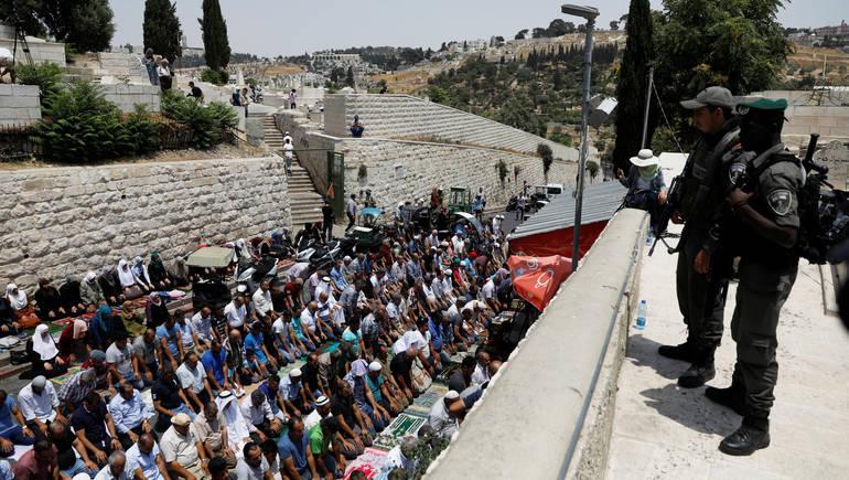 المرجعيات الدينية في القدس ترفض أي تغيير صهيوني في وضع الأقصى