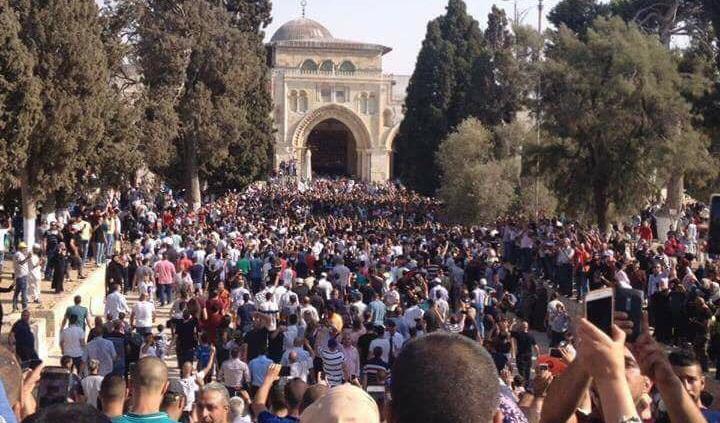 نواب جزائريون يسلمون مذكرة احتجاج للسفير الأمريكي بخصوص القدس
