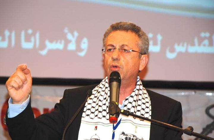 إصابة القيادي الفلسطيني مصطفى البرغوثي برصاصة في الرأس بالقدس