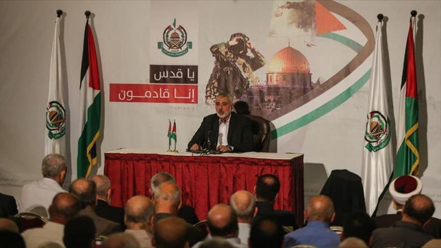 حماس تستنكر إدانة الرئيس الفلسطيني لعملية القدس