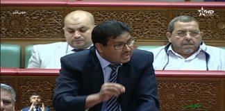 فيديو.. حامي الدين يفجر موضوع فيديو الإهانة للزفزافي بالبرلمان ويسائل الرميد