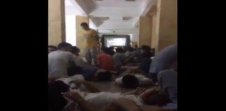 بالفيديو.. مصر تعتقل أكثر من سبعين طالبا أزهريا من الإيغور المسلمين لتسليمهم للصين