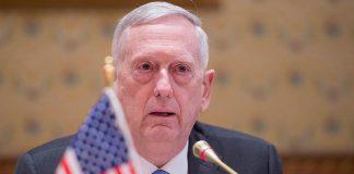 ماتيس يدعو الجنود الأمريكيين لأن يستعدوا للحرب مع كوريا الشمالية بغية تمكين الدبلوماسيين