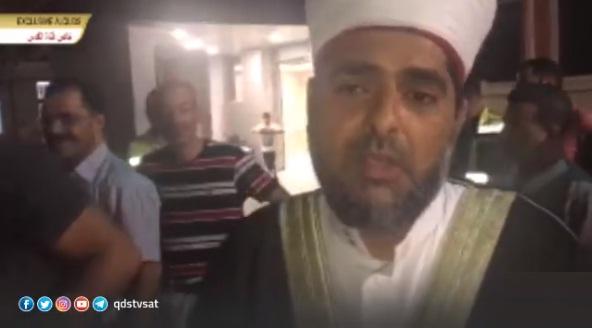 مدير المسجد الأقصى المبارك الشيخ عمر الكسواني يروي تفاصيل ما حدث عند باب الأسباط