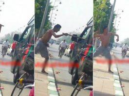 مشرملون يعتدون على سيارة أمن بالقنيطرة
